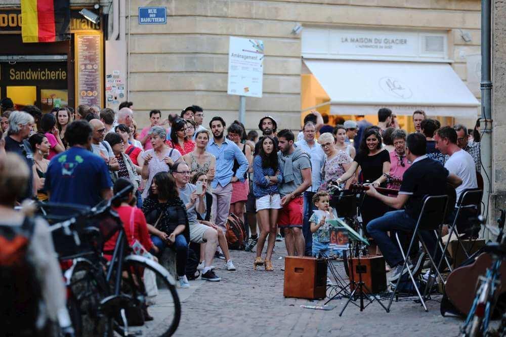 Fête de la musique Bordeaux